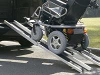 Nájazdy a rampy pre vozičkárov